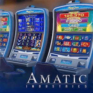 Amatic präsentiert Spiele auf der ICE 2019